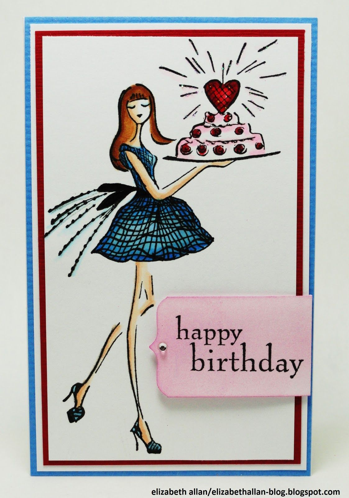 Pin by Laura Dare on Happy Birthday – Fashion Birthday Cards