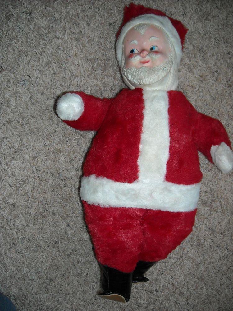 Vintage santa claus doll — photo 10