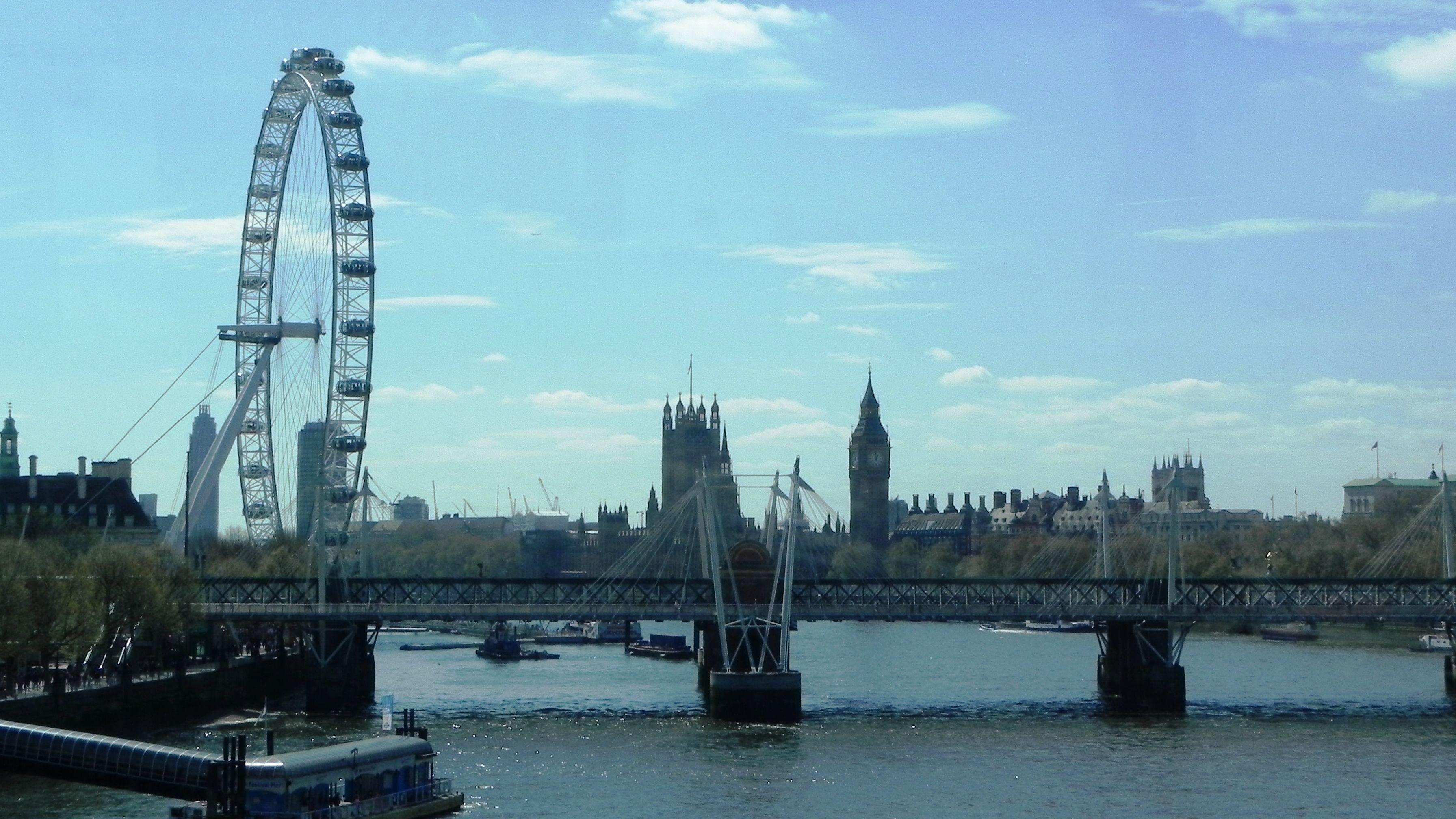 #Londres Desde el bus