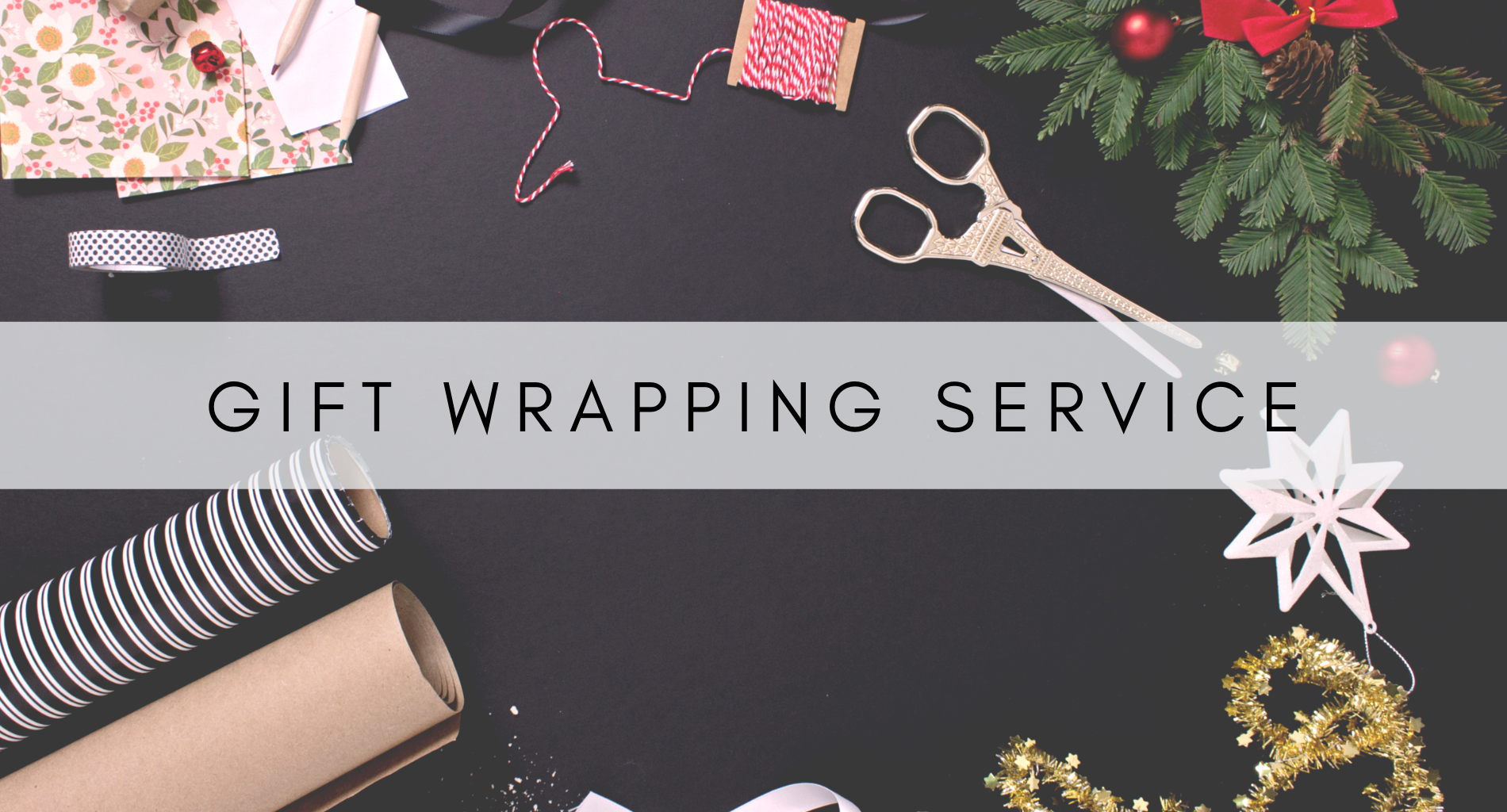 Nifty S Mobile Gift Wrapping Service Nifty Package Co Gift Wrapping Services Mobile Gifts Gift Wrapping
