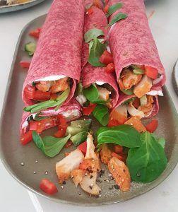 Koolhydraatarme lunch om mee te nemen - Foodsisters