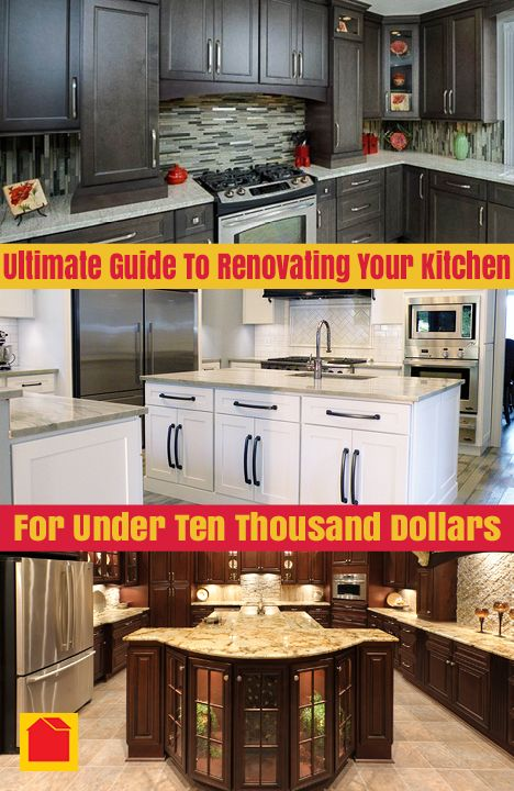 Free Ultimate Guide To Renovating Your Kitchen For Under 10 000 Learn How You Can Create Your Perfec Kitchen Remodel Cheap Kitchen Remodel Kitchen Renovation