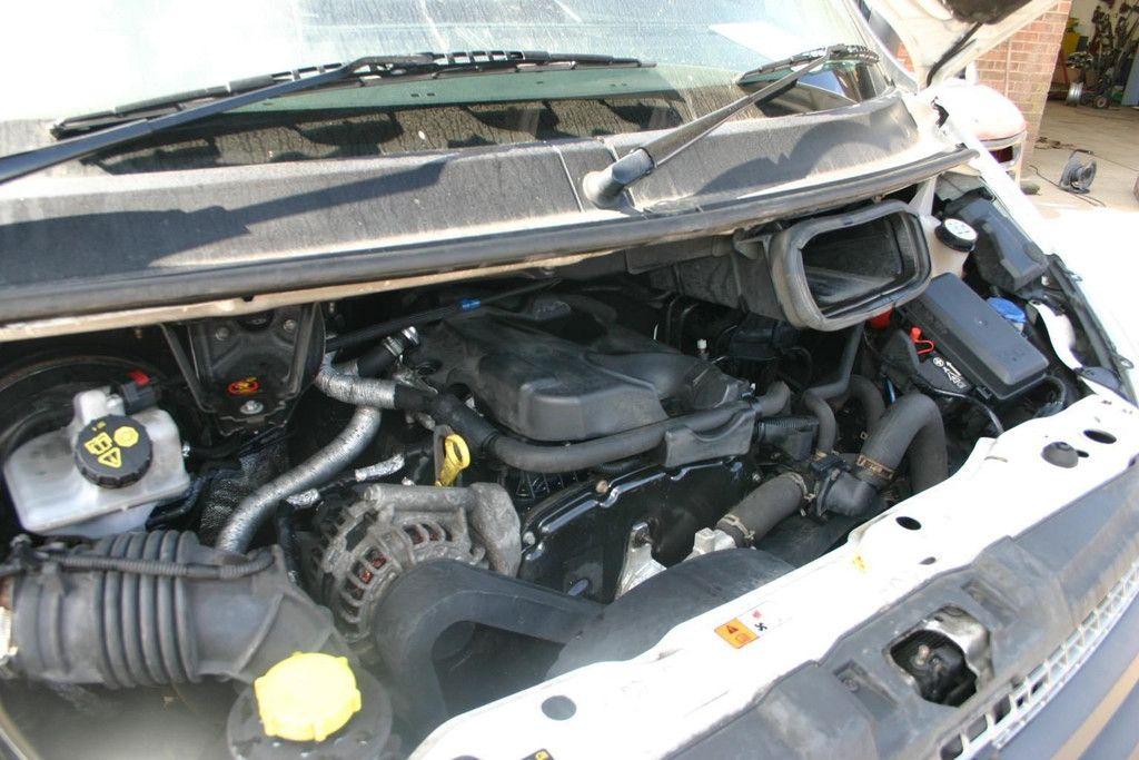 ford transit mk7 mk8 engine 2 2 rwd diesel complete engine. Black Bedroom Furniture Sets. Home Design Ideas