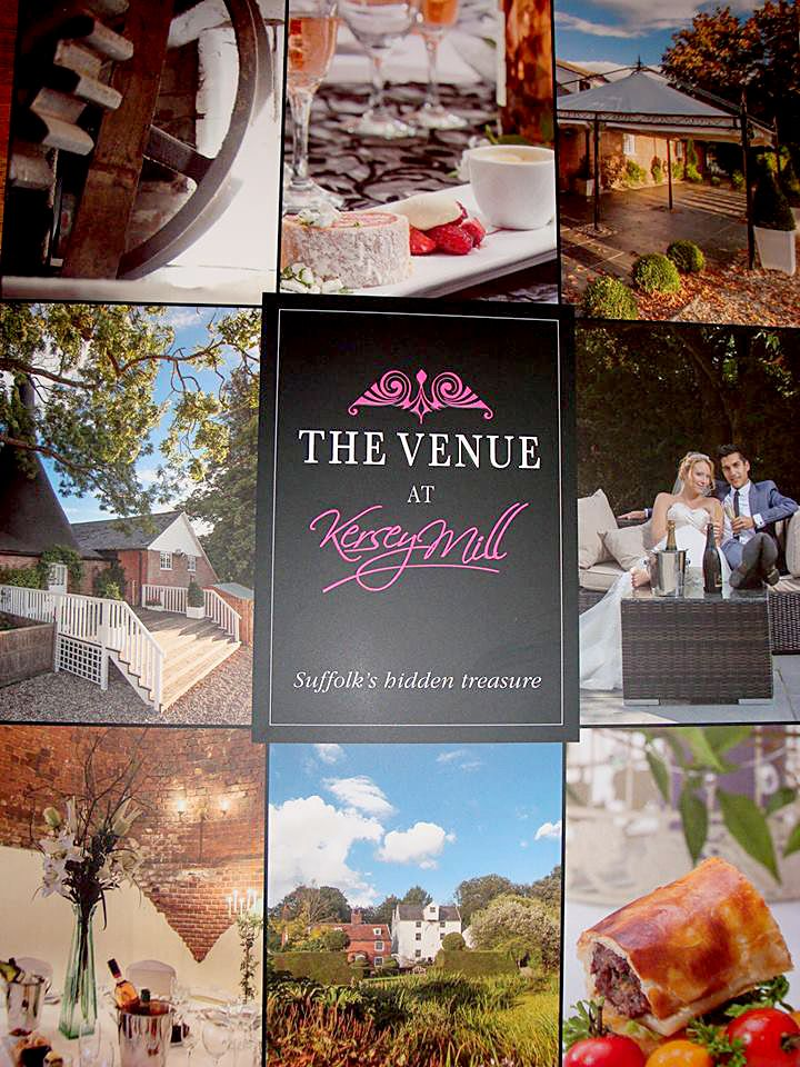 The Venue at Kersey Mill @thevenueatkm Our next Open Day at The Venue will be Sunday 1st December 2013 from 10am – 4pm. The venue will be set up for a ceremony and reception for viewings, and tasting sessions will also be available with our caterer. Please feel free to get in touch now so we can book you in at a suitable time!  More info or to book your time: 01473 823380, info@thevenueatkerseymill.co.uk https://www.facebook.com/TheVenueatKM  https://twitter.com/TheVenueatKM