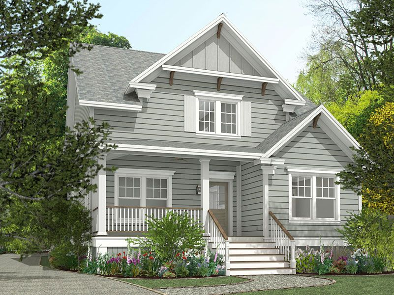 Boswell Park Coastal House Plans from Coastal Home Plans