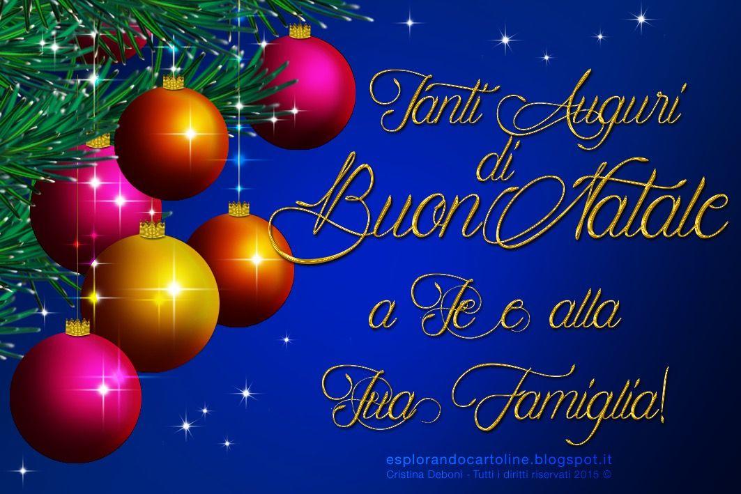 Tanti Auguri E Buon Natale.Cdb Cartoline Per Tutti I Gusti Cartolina Tanti Auguri Di Buon Natale A Te E Buon Natale Cartoline Di Natale Natale