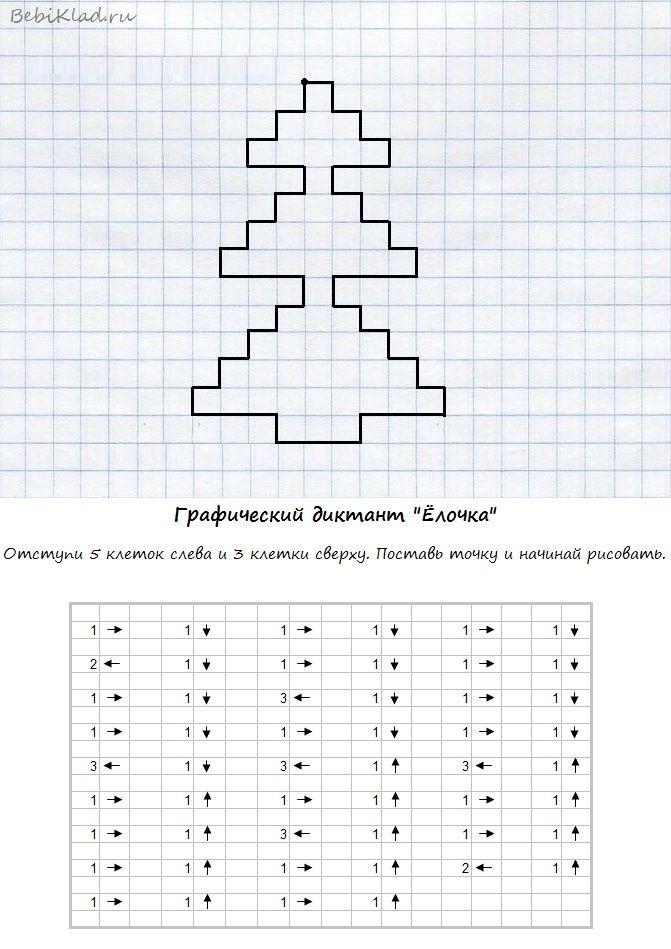 Елочка | Maths | Pinterest