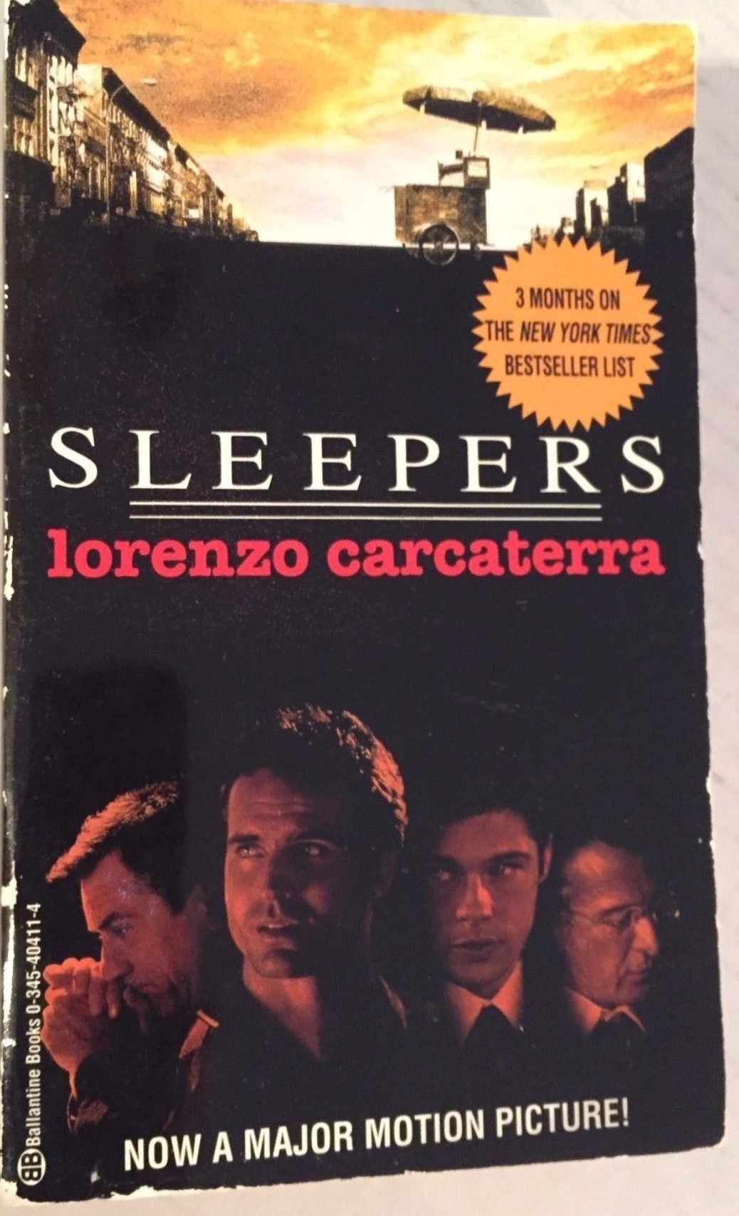 Sleepers Lorenzo Carcaterra Best Books To Read Book Worth Reading Adventure Novels