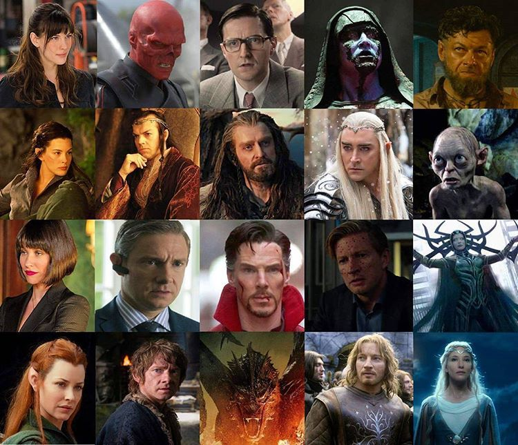 These Are All Of The MCU Actors That Have Also Had A Role