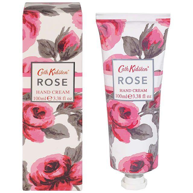 BuyCath Kidston Rose Hand Cream, 100ml Online at johnlewis.com