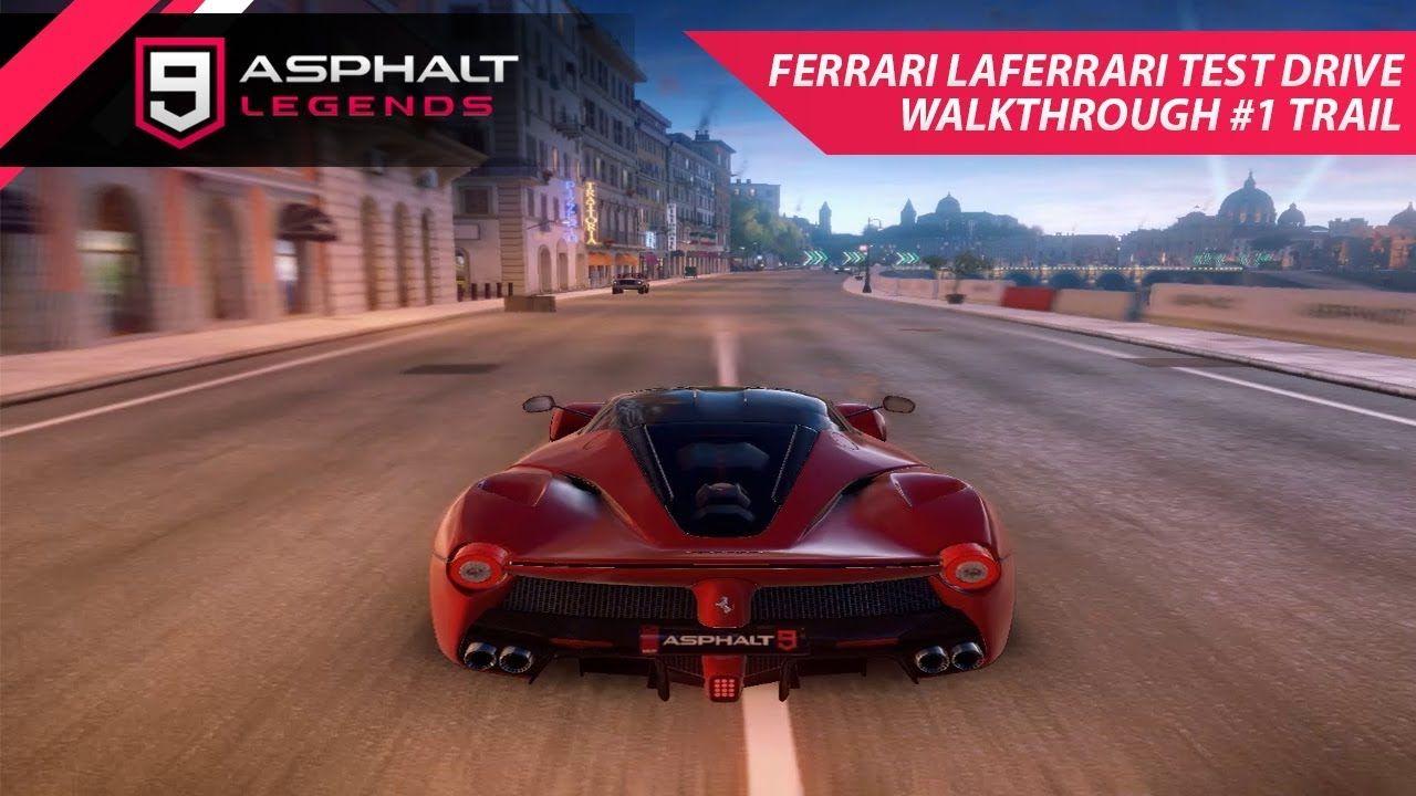 Asphalt 9 Ferrari Laferrari - Beritagumukmas