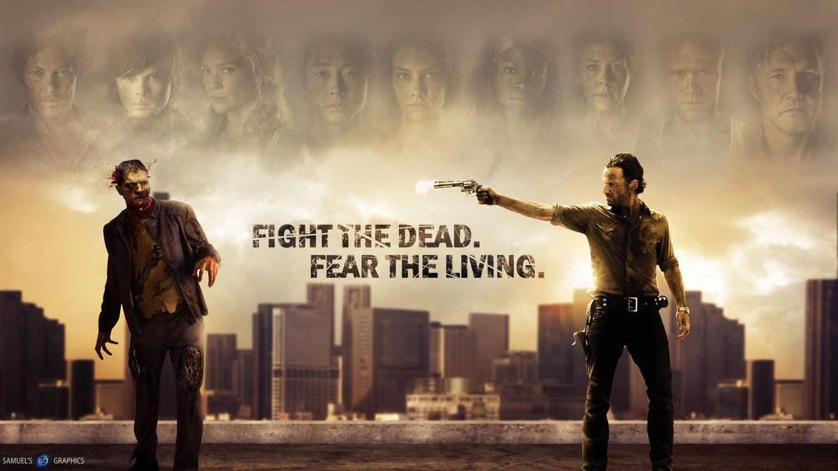 The Walking Dead Wallpaper HD by Samuels-Graphics | Movies & Series | Ходячие мертвецы