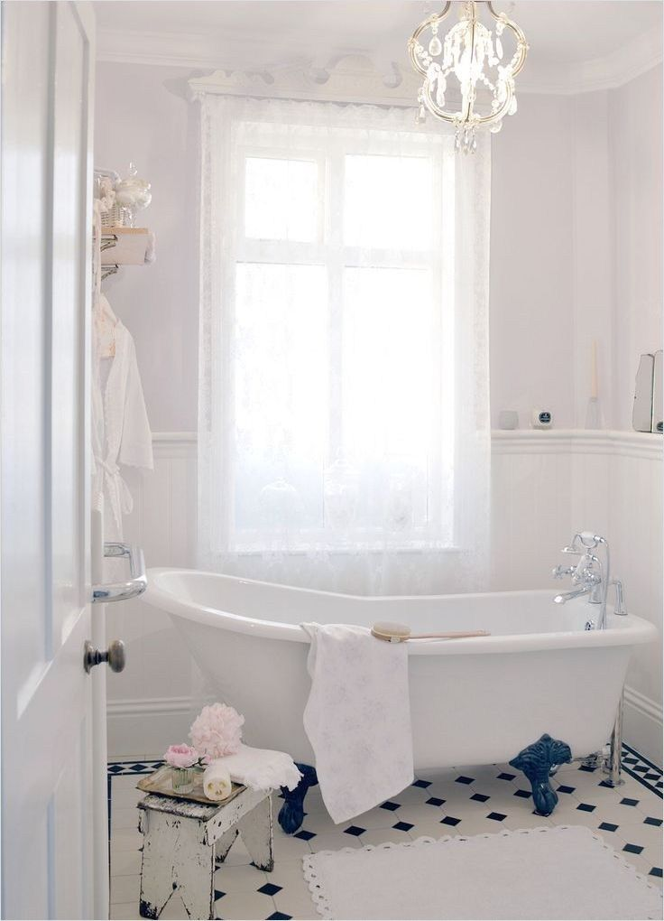Shabby Chic Bathroom Accessories 17 House Dreams Pinterest
