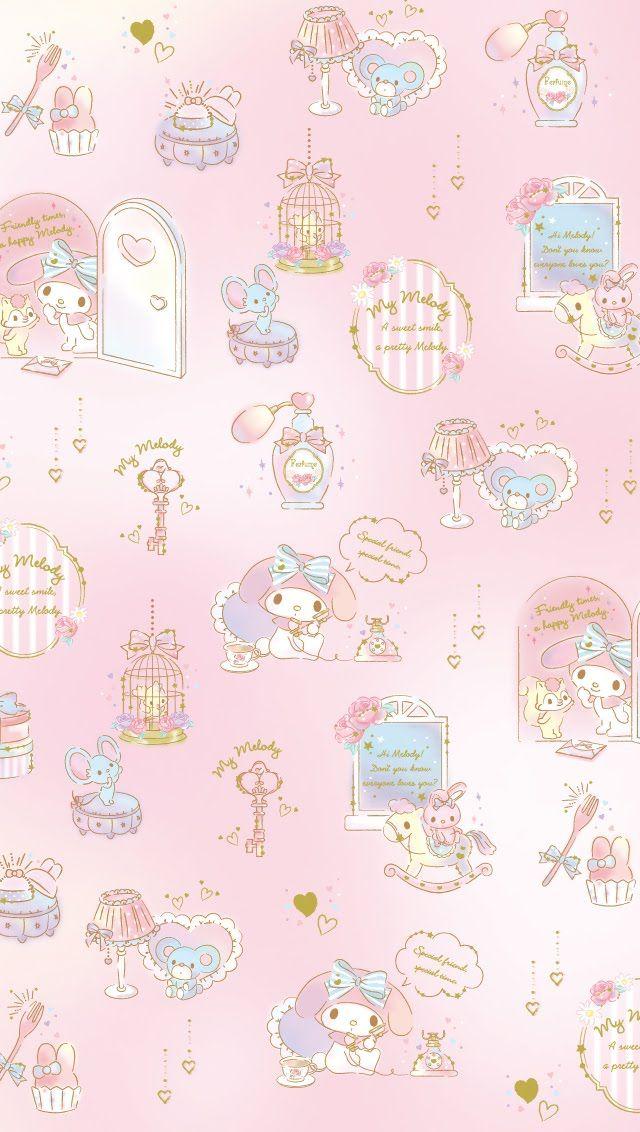 My Melody | Sanrio|San-X | วอลเปเปอร์ดิสนีย์ วอลเปเปอร์ ...