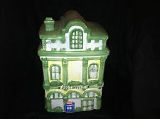 COLLECTIBLE CERAMIC POST OFFICE COOKIE JAR