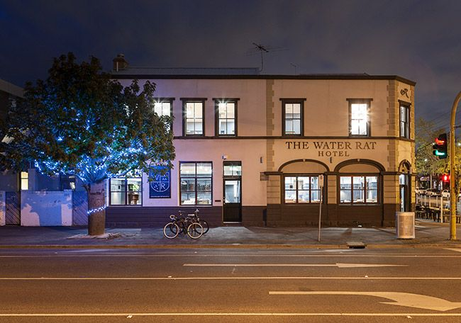 The Water Rat Hotel South Melbourne Home With Images