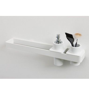 Porte serviette et accessoires RUBEN Vasque Pinterest Bath - porte serviette a poser
