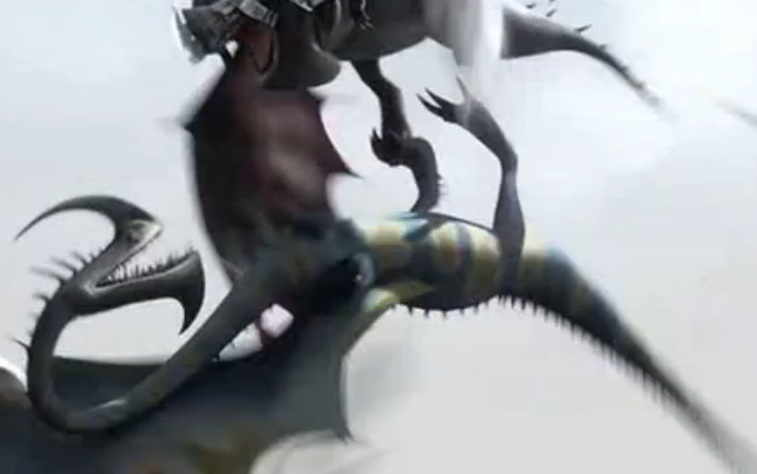 how to train a dragon film