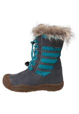 Keen WAPATO WP - Winter boots - magnet/capri breeze for £35.00 (09/03/15) with free delivery at Zalando (via Lucie)
