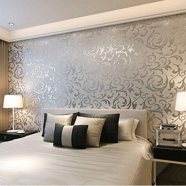 Simple European 3D Stereoscopic Relief Crochet Woven Wallpaper Alluring Living Room Wallpaper Design Ideas Design Decoration