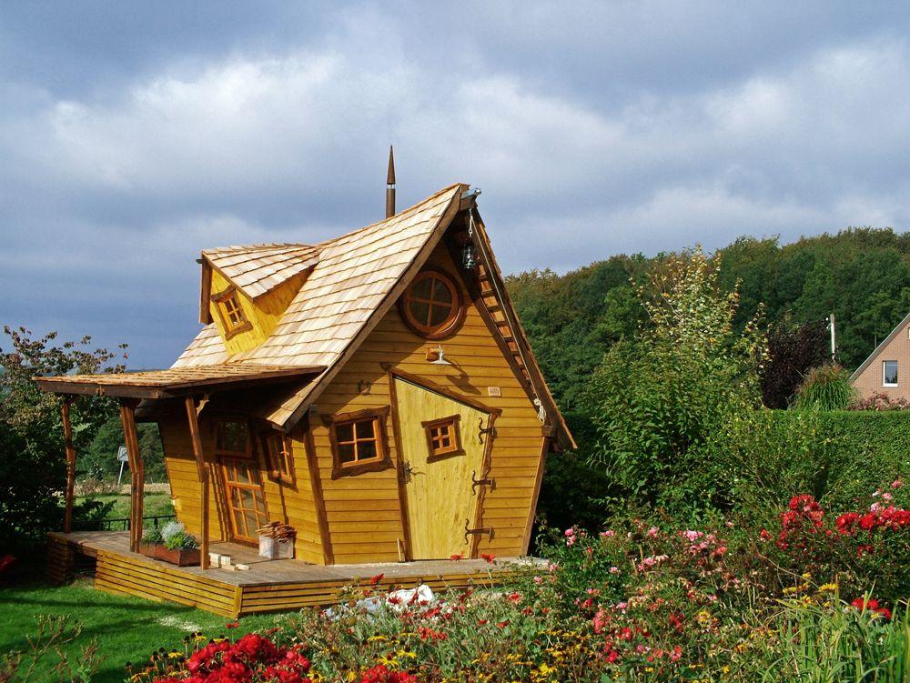 Casa Kaiensis Page d'accueil Holzhütte garten, Holzhaus