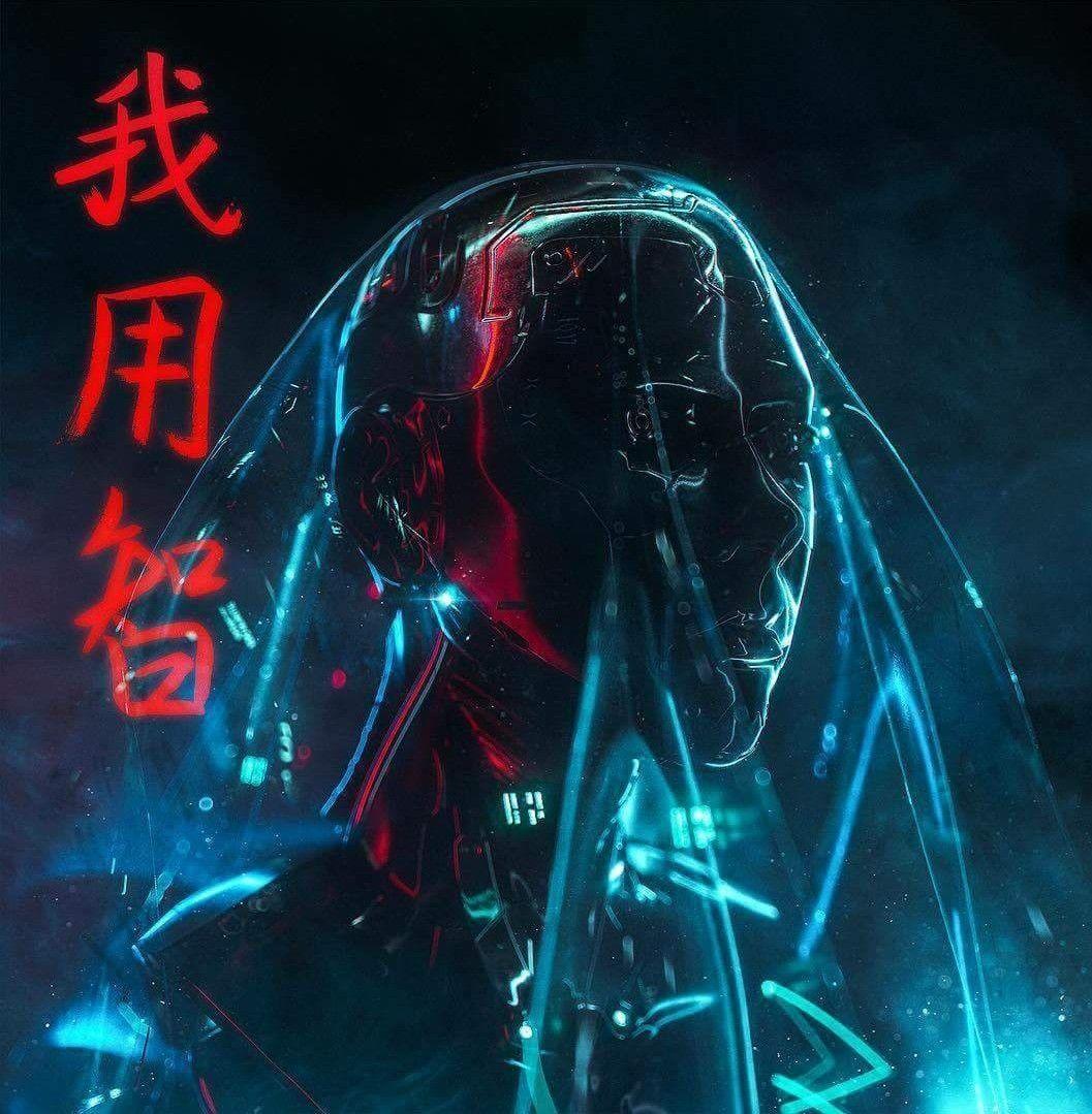 Cyberpunk online robot concept art cyberpunk cyberpunk art