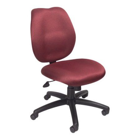 Boss Desk Chair, Black