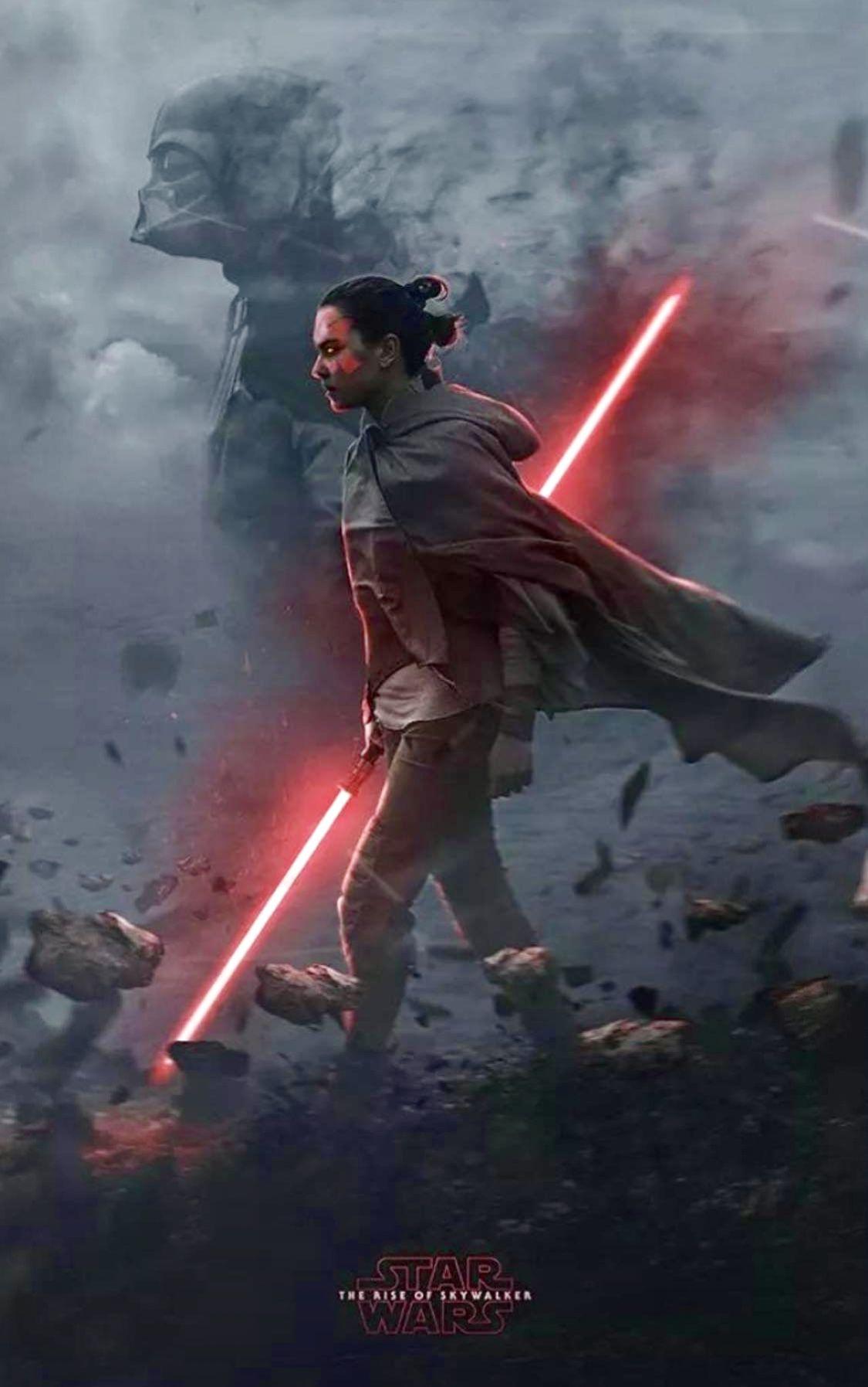Reylo Rey Darkside Sith Theriseofskywalker Dark Side Star Wars Star Wars Images Rey Star Wars
