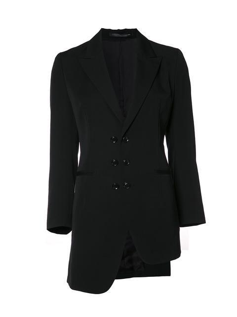 Y'S 'Unbalance' jacket. #ys #cloth #テーラードジャケット