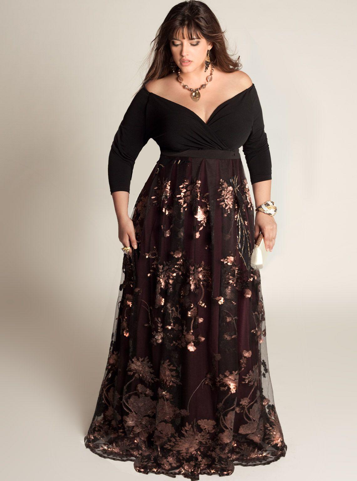 Blog plus size fasion women dresses for plus size women big