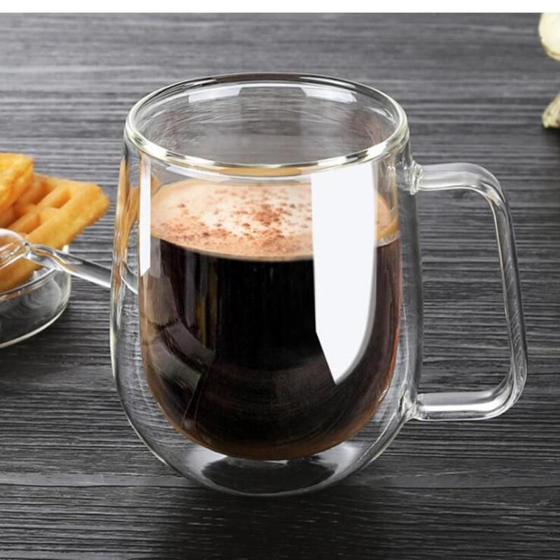 Glass Cup Tea Coffee Cup