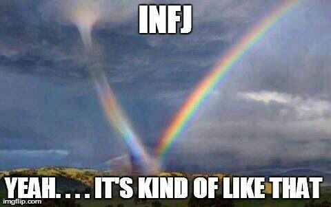 Fun, interesting, accurate piece about the rare INFJ personality type.