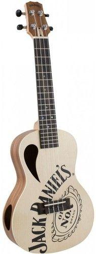 Peavey Jack Daniels Acoustic Tenor Ukulele
