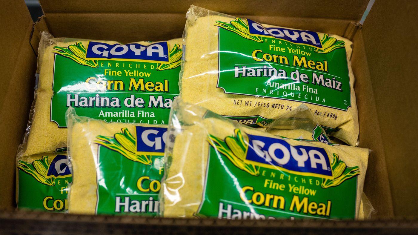 Goyaway Calls To Boycott Goya Foods After CEO Praises