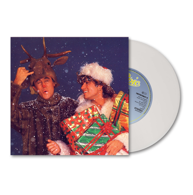 Wham!'s 'Last Christmas' is coming out on vinyl to