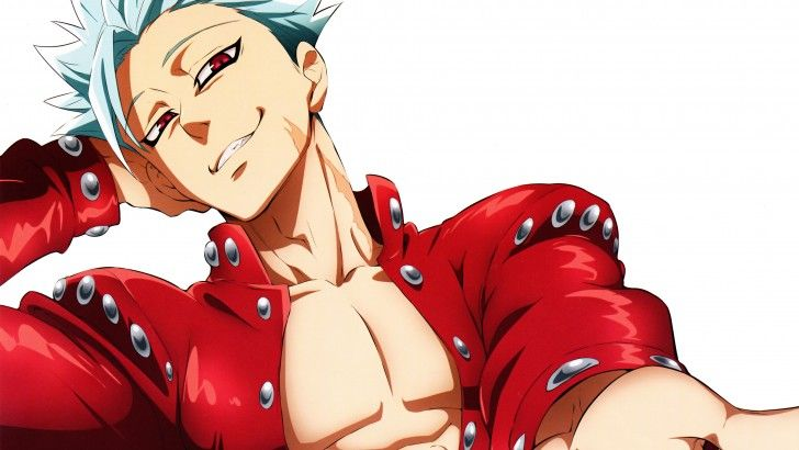 Ban Nanatsu No Taizai Anime Seven Deadly Sin High Resolution
