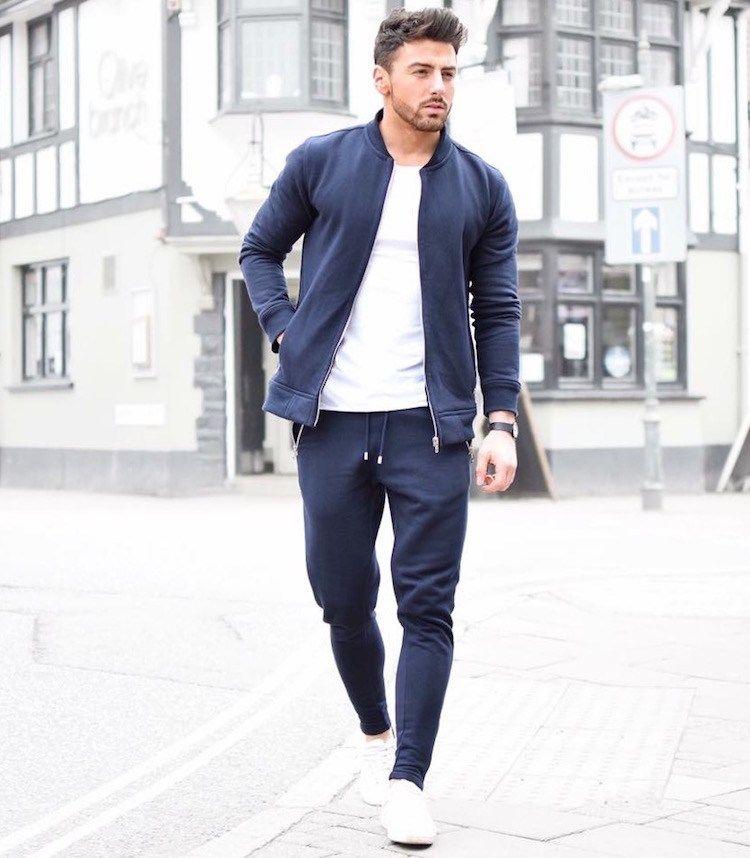jogging homme chic pantalon noir homme chic sport pantalon d contract e aptitude homme slim. Black Bedroom Furniture Sets. Home Design Ideas
