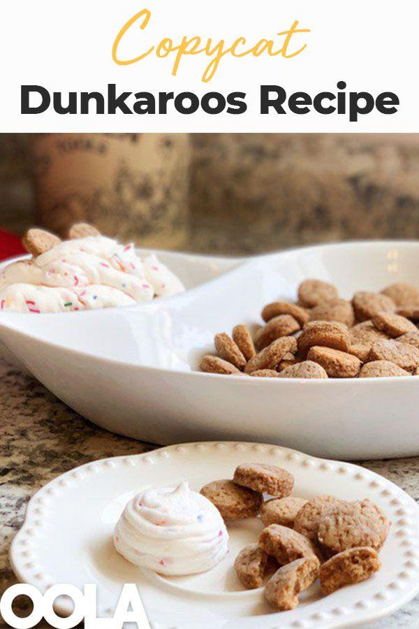 Copycat Dunkaroos Recipe