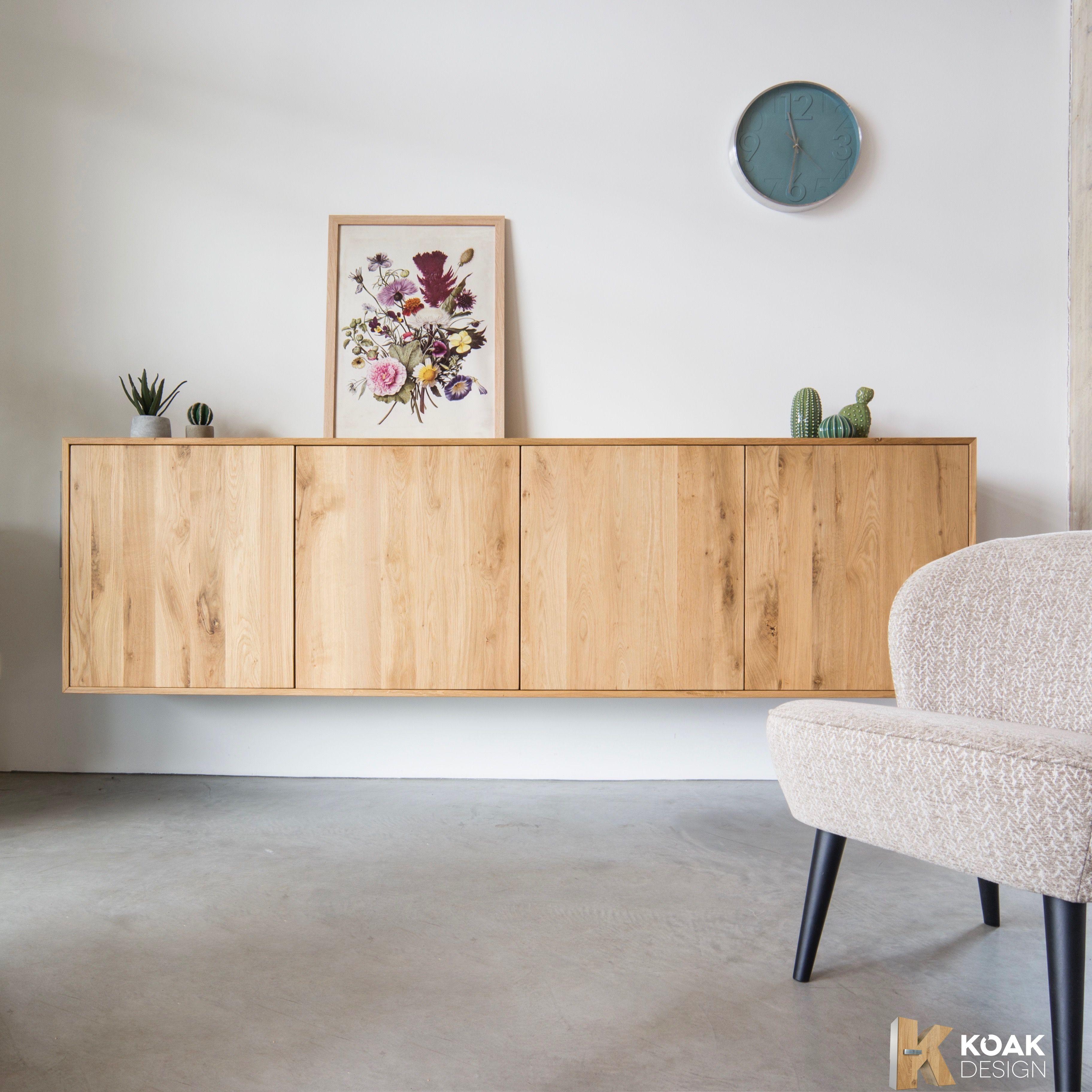 This IKEA Besta Is A Massive Oak Upgrade With KOAK Design