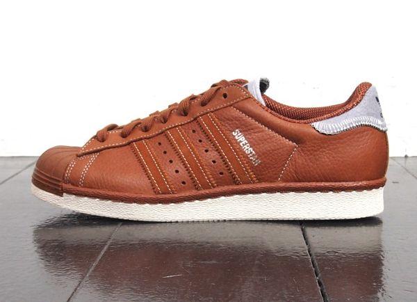 Adidas Superstar 80's Varsity Jacket   Chaussures adidas
