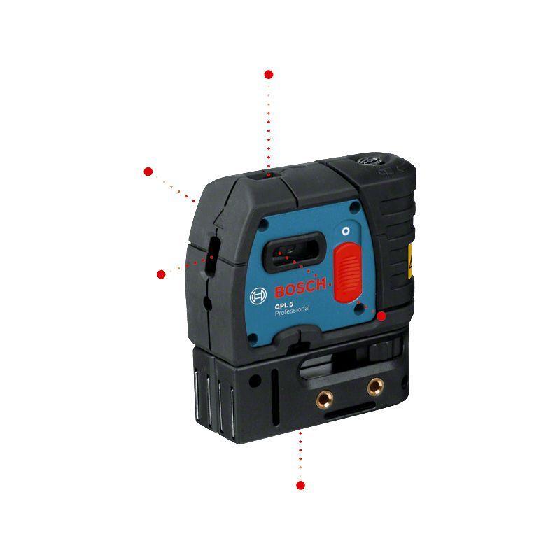 Niveau Laser Bosch Tools Belt Pouch Plumbing Tools