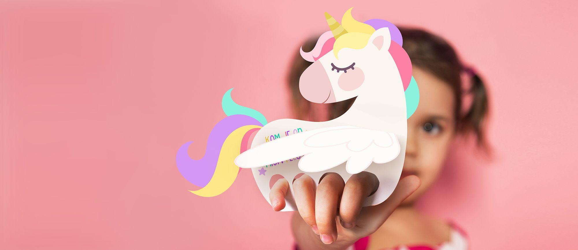 unicorn invitation diy printable unicorn invitation diy
