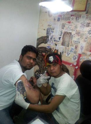 Tattoo Baba Studio Is Best Tattoo Shop In Jaipur Rajasthan Provides Professionalism Ethics And Quality In The Art Of Tattooing Piercing And Body