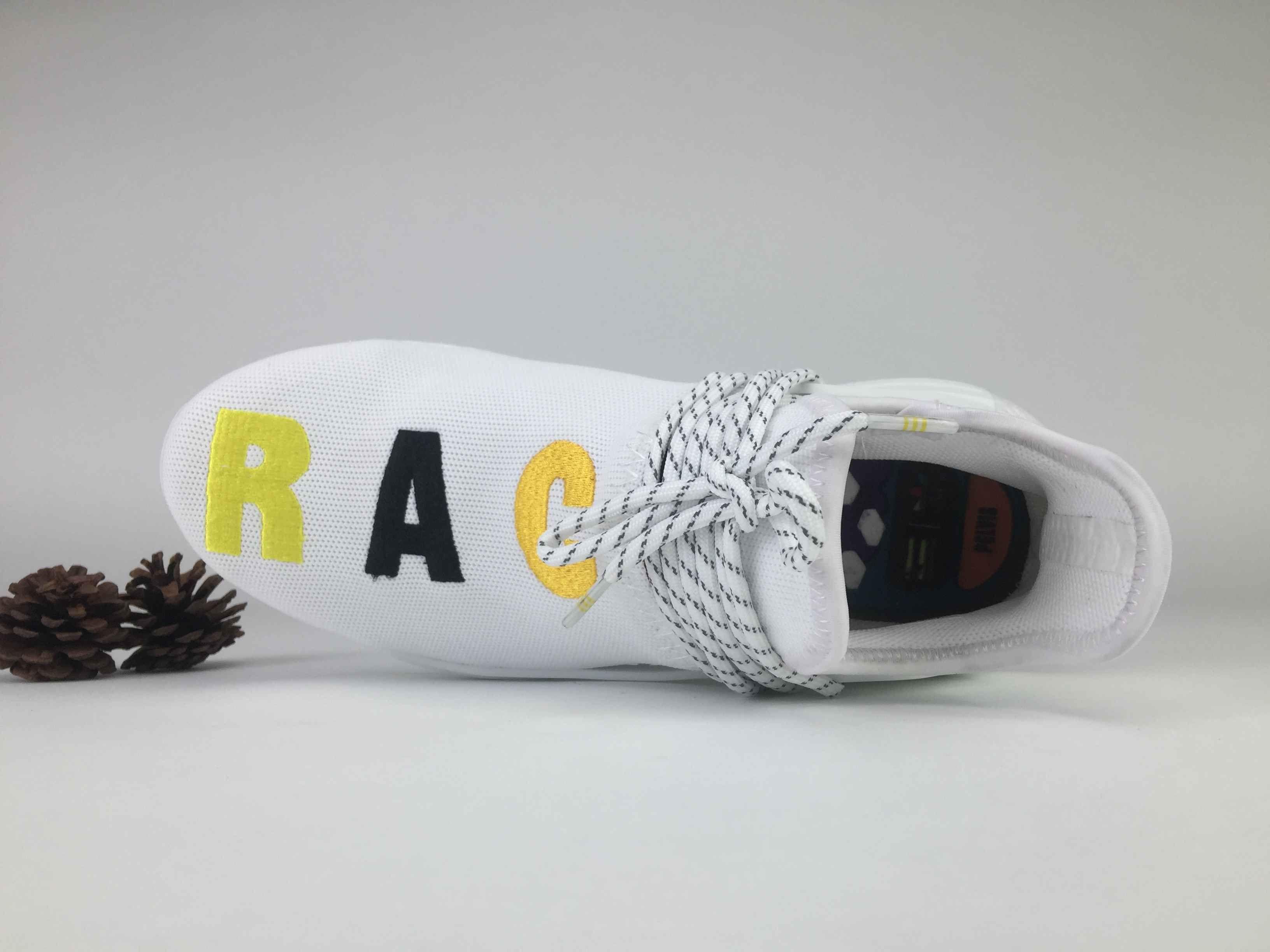 110122c82 Adidas NMD Pharrell Williams Human Race Birthday Real Boost for Sale  36-48