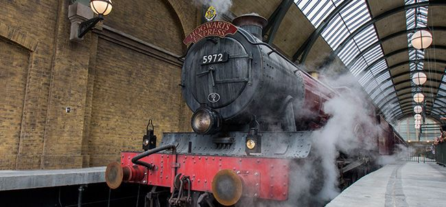The Wizarding World of Harry Potter Universal Orlando Resort Hogwarts Express