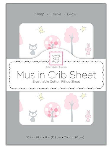 SwaddleDesigns Muslin Fitted Crib Sheet, Pink Thicket, Pink SwaddleDesigns http://www.amazon.com/dp/B016KLNHMK/ref=cm_sw_r_pi_dp_Uki-wb198NQXH