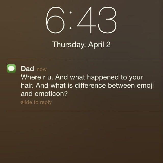 My father. #dadsofinstagram #dadtext