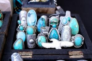 turquoise forever by cecile