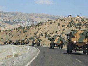 PKK'lılar köşeye sıkıştı
