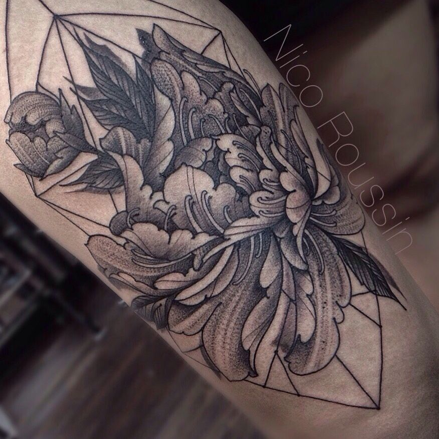 Nico Roussin Tattoo   Tattoos